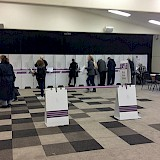 Early Voting Centres Open