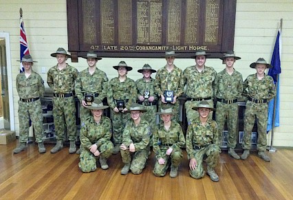34 Army Cadet Unit - Colac