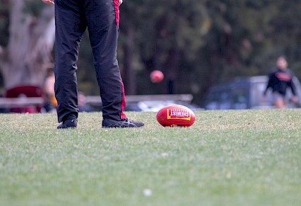 HODGEY'S FOOTBALL COACHING